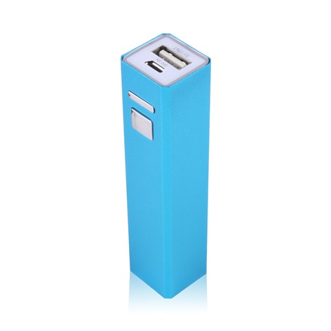 powerbank 2600mAh laddare med gravyr
